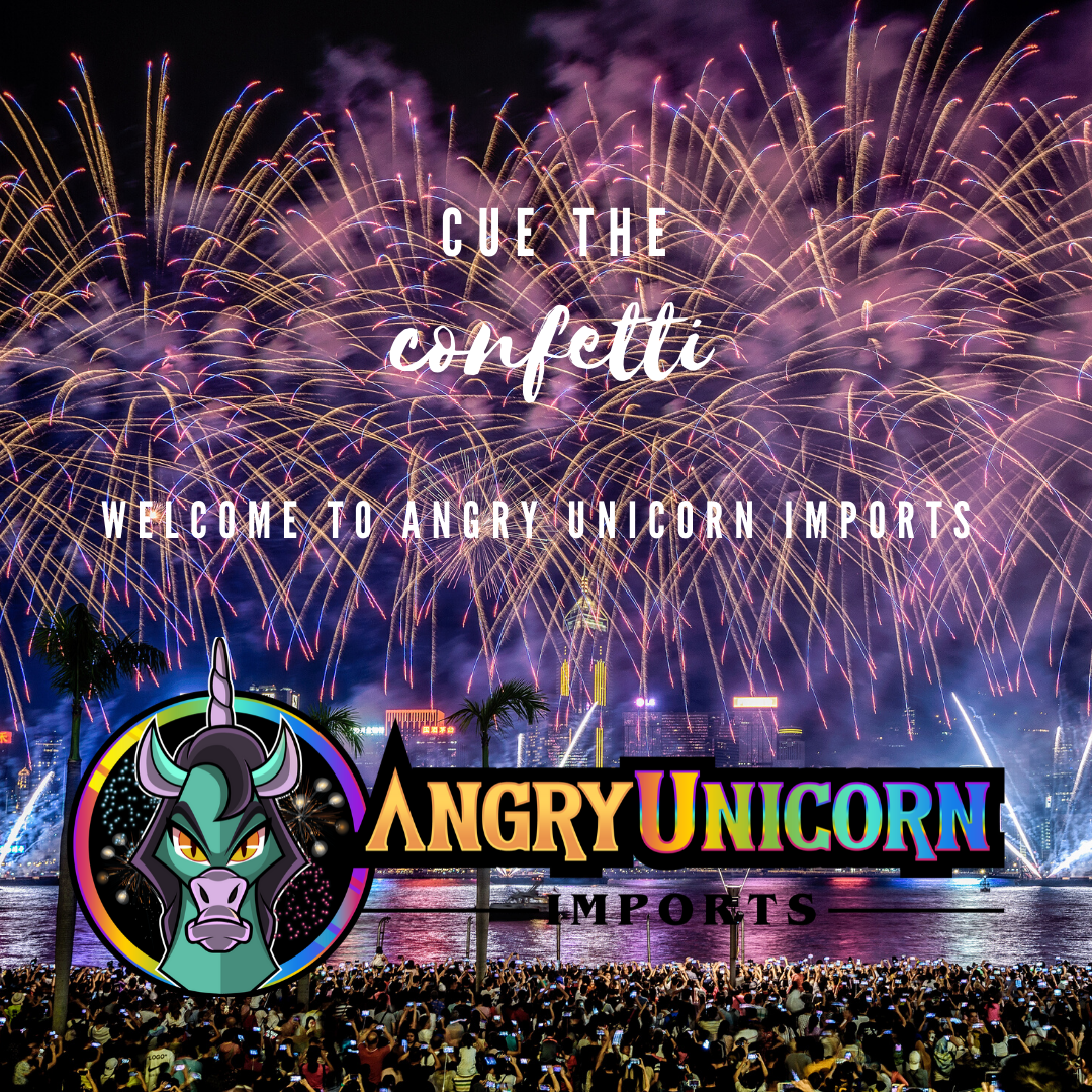 Copy of WELCOME TO ANGRY UNICORN IMPORTS